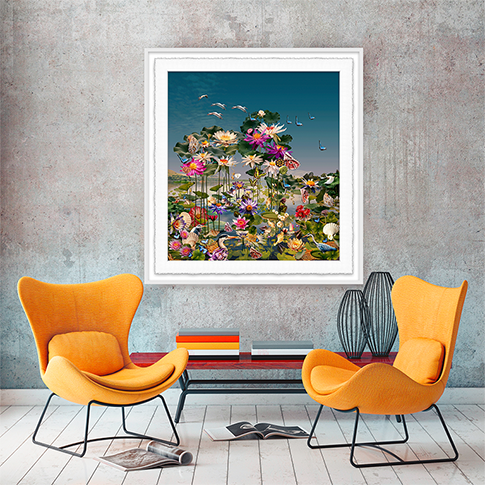 City of Flowers with chairs copy